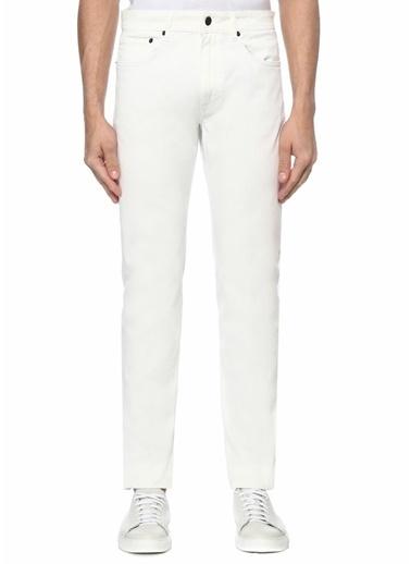 Boglioli Pantolon Beyaz
